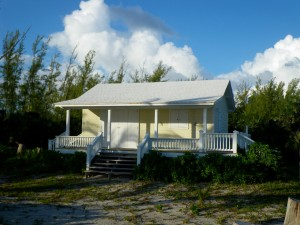 Caretakers Cabin, 350 s.f., Eleuthera, The Bahamas